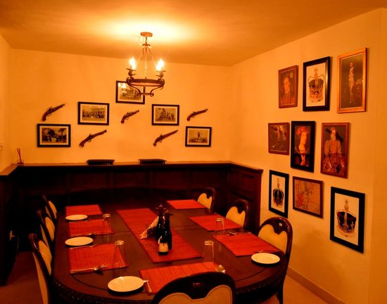Old Kent Estates, Coorg: Dining Area