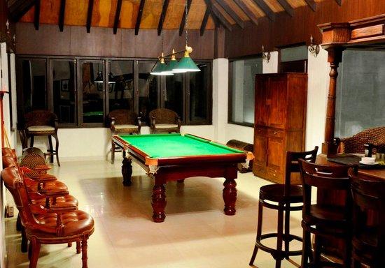 Old Kent Estates, Coorg: Snooker table