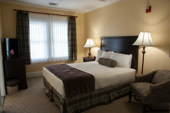 The Bethel Inn Resort: Remodeled Select Traditional Inn Room