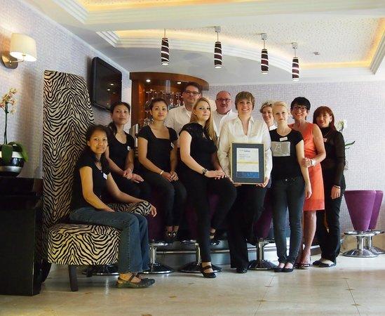 Team Cph Top Hotel Kraemer Bild Von City Partner Top Hotel Kramer