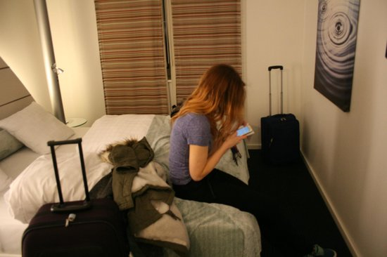 Copenhagen Island Hotel : Room