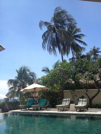 Puri Mas Boutique Resort & Spa : Pool