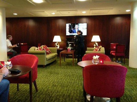 Leicester Marriott Hotel: Executve Lounge