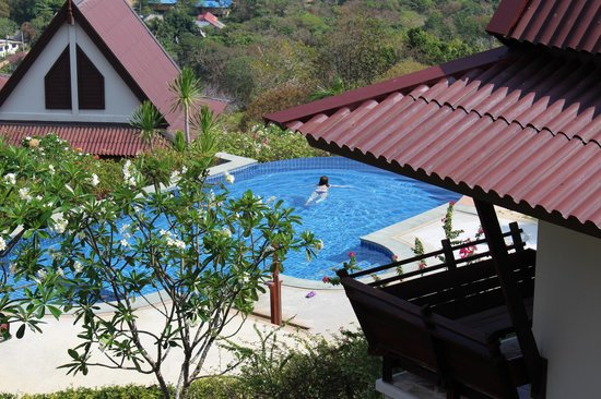 Baan KanTiang See Villa Resort : Swimming pool