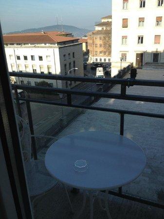 Sangallo Palace Hotel: balcony