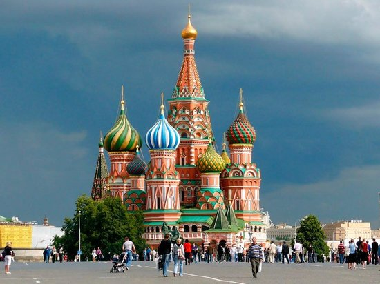 Moscow Private Tours : St Basil Cathedral