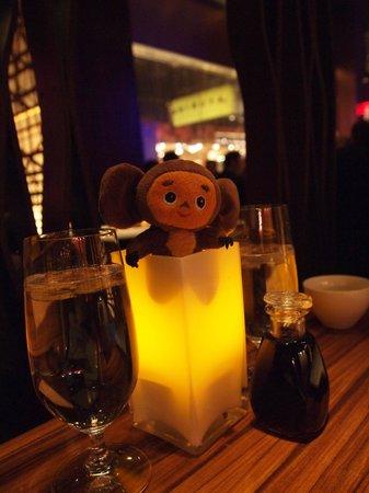 Shibuya: Table