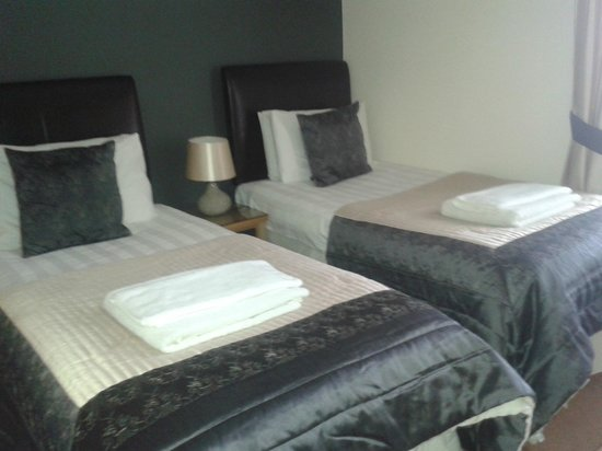 The Welford Bed & Breakfast: Double/Twin En-suite Room