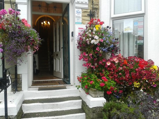 The Welford Bed & Breakfast: Entrance