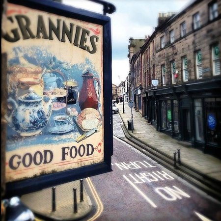 Grannies tea room & delicatessen, Alnwick