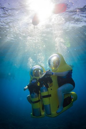 Ocean Connections Water Sports: BOSS Underwater Adventure