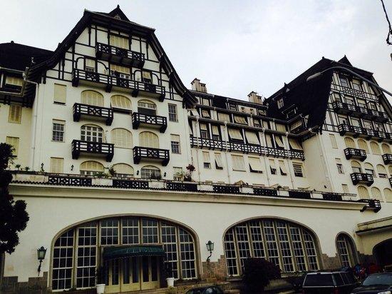 Churrascaria Lago Sul: Hotel ao lado do restaurante