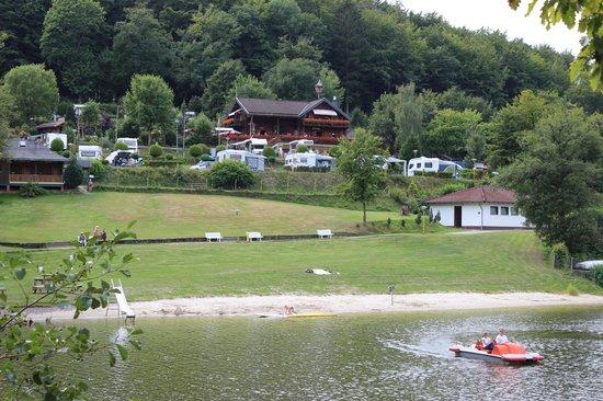 Hotel Riemann: Wiesenbecker Teich