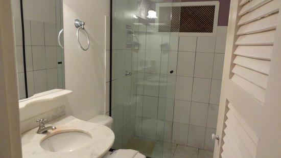 Pousada Aldeia Paratii: Banheiro