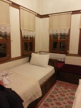 Cesmeli Konak: our room