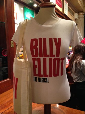 Billy Elliot The Musical : shirts