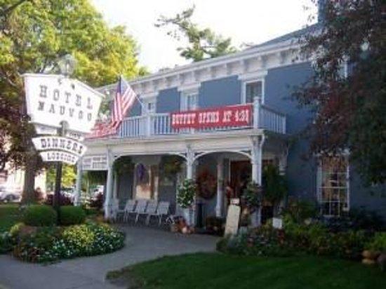Hotel Nauvoo Inn Restaurant And