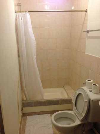 37 Collingham Place London: The bathroom
