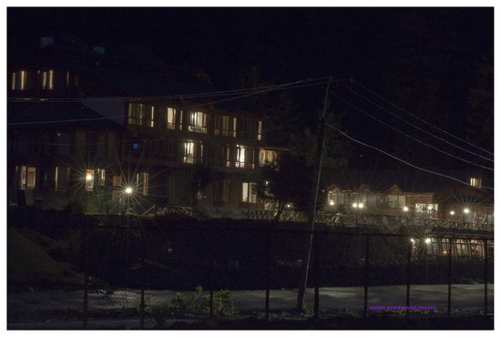 Hotel Heevan Pahalgam : View from tent house