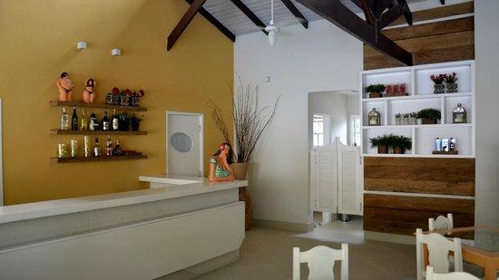 Pousada Camburioca: Bar Lounge