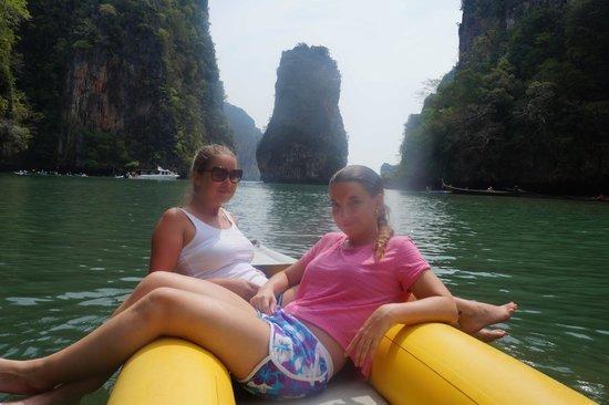 Two Sea Tour: James Bond Island