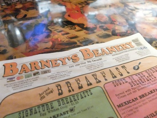 Barney's Beanery: BB WestHollywood.