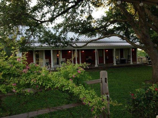 Southern Rose Ranch: The B&B!