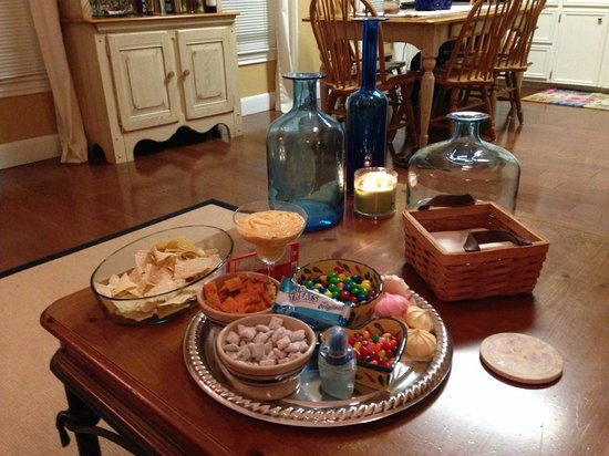Southern Rose Ranch: Junk Food/Movie Night