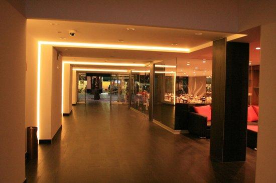 Hotel Plaza Garibaldi: Restaurante