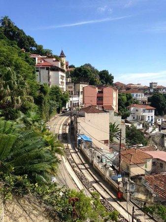 Rio Hostel & Suites Santa Teresa: view @ Santa Teresa