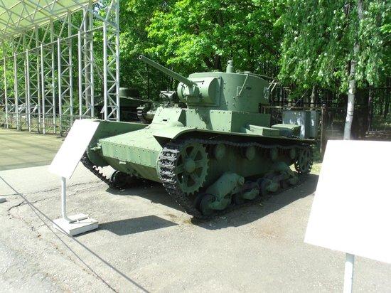 Victory Park: T26 (model 1933)