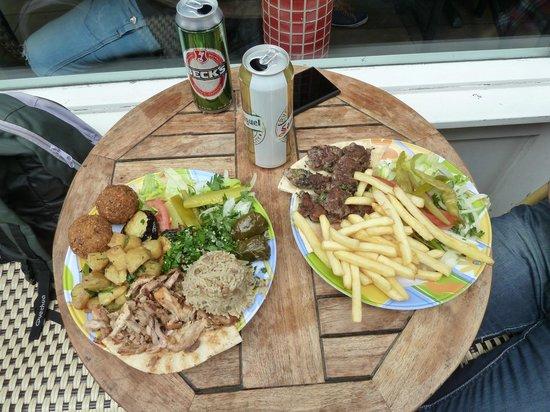 Tasty Lebanon: platos para dos personas