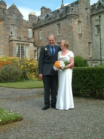 Glenapp Castle : Glenapp Wedding