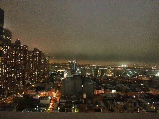 Row NYC Hotel : Vista do quarto, 28° andar