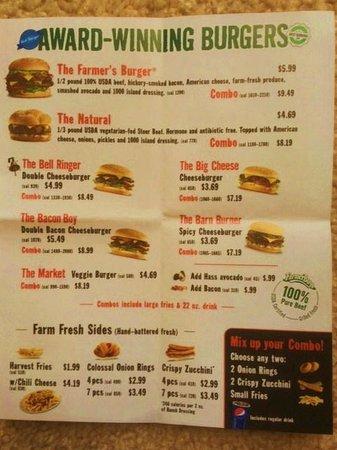 Farmer Boys Restaurant