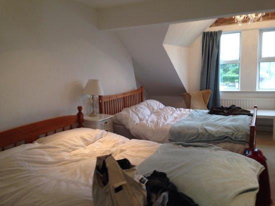 Knock Bed And Breakfast Portstewart: Camera con vista
