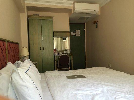 Erboy Hotel: Double room