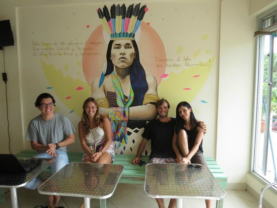 Sitting Bull Hostel : SittingBull