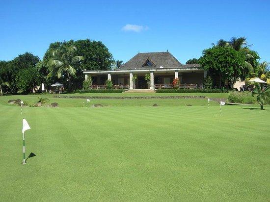 Heritage Golf Club : le club house
