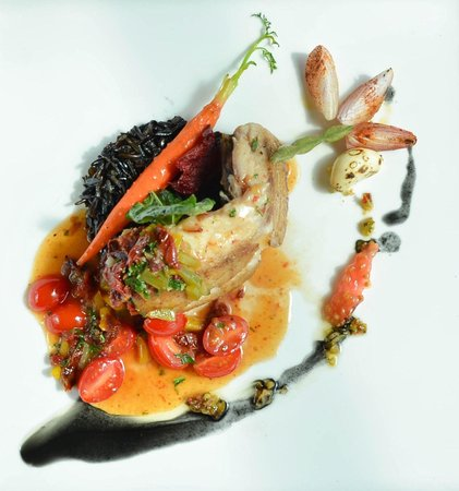 Belio Restaurant: Bacalao al estilo del Chef