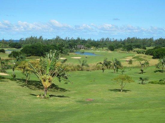 Heritage Golf Club : sur le trou 17