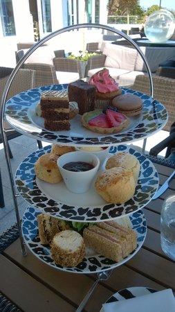 The Duke of Richmond Hotel : Afternoon tea