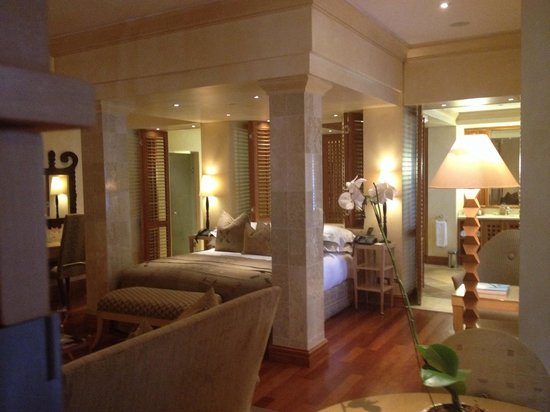 Saxon Hotel, Villas and Spa: The lovely rooms