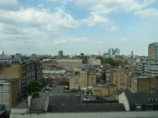 Ibis London City-Shoreditch: Vistas desde el noveno piso