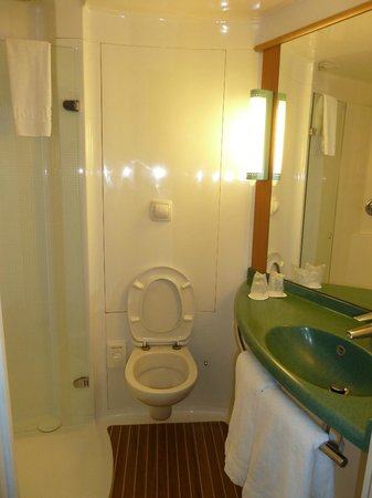 Ibis London City-Shoreditch : WC