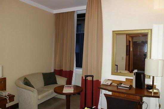 Corinthia Hotel St. Petersburg: quarto