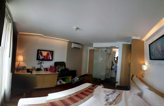 CityPoint Hotel: Room