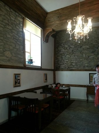 Cesmeli Konak: dining room