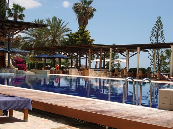 Columbia Beach Resort Pissouri : Relaxing pool