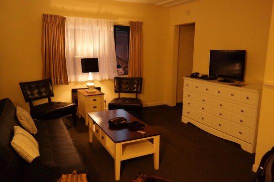 Hollywood Celebrity Hotel: Wohnbereich